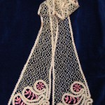 Tie. Eletskoe style lace