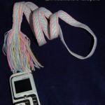 Тесьма для мобильного телефона